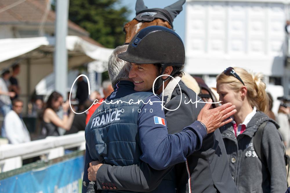 Guerdat Steve, Philippe, (SUI) <br /> Grand Prix Longines<br /> Longines Jumping International de La Baule 2015<br /> © Hippo Foto - Dirk Caremans<br /> 17/05/15