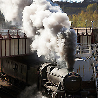 The Great Britain Steam Tour