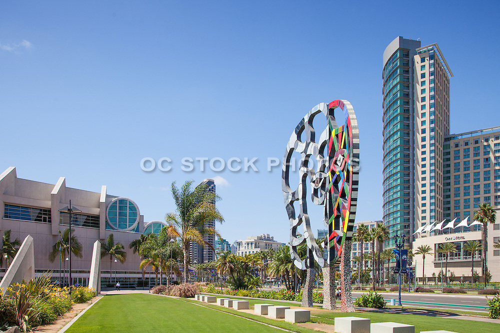 Coming Together Sculpture in San Diego