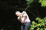 Niall Carroll (Athlone) during the final round of the Munster Stroke play Championship, which is part of the Bridgestone order of Merit series at  Cork Golf Club, Cork, Ireland. 05/05/2019.<br /> Picture Fran Caffrey / Golffile.ie<br /> <br /> All photo usage must carry mandatory copyright credit (© Golffile | Fran Caffrey)