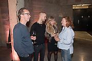 MARCUS TAYLOR; EDDIE PEAKE; CELIA HEMPTON; RACHEL WHITEREAD, The Tanks at Tate Modern, opening. Tate Modern, Bankside, London, 16 July 2012