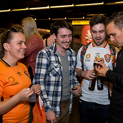 BRISBANE, AUSTRALIA - AUGUST 30: During a Hyundai A-League Brisbane Roar 2017/18 Kit Reveal event on August 30, 2017 in Brisbane, Australia. (Photo by Brisbane Roar / Patrick Kearney)