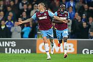 Cardiff City v West Ham United 030512