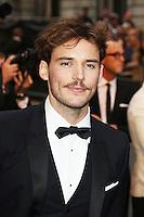 Sam Claflin, GQ Men of the Year Awards 2015, Royal Opera House Covent Garden, London UK, 08 September 2015, Photo by Richard Goldschmidt