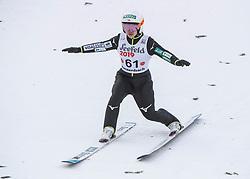 01.02.2019, Energie AG Skisprung Arena, Hinzenbach, AUT, FIS Weltcup Ski Sprung, Damen, Qualifikation, im Bild Sara Takanashi (JPN) // Sara Takanashi (JPN) during the woman's Qualification Jump of FIS Ski Jumping World Cup at the Energie AG Skisprung Arena in Hinzenbach, Austria on 2019/02/01. EXPA Pictures © 2019, PhotoCredit: EXPA/ Reinhard Eisenbauer