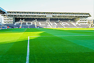 Hammersmith stand at Craven Cottage, London<br /> Picture by Richard Brooks/Focus Images Ltd 07947656233<br /> 02/01/2017