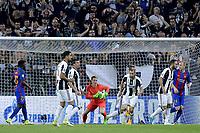 Marc-Andre Ter Stegen Barcelona <br /> Torino 11-04-2017 Juventus Stadium Football Calcio Champions League 2016/2017 Juventus - Barcelona Round of 8. Foto Filippo Alfero Insidefoto