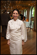 ELENA ARZAK, Veuve Clicquot World's Best Female chef champagne tea party. Halkin Hotel. Halkin St. London SW1. 28 April 2014.