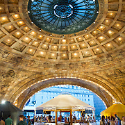 Pittsburgh's Union Station served as the host venue for the  Station to Station tour, an artist-driven public art project made possible by Levi's.