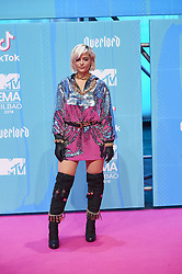 November 4, 2018 - Madrid, Madrid, Spain - DAnn-Kathrin Gotze attends the 25th MTV EMAs 2018 held at Bilbao Exhibition Centre 'BEC' on November 4, 2018 in Madrid, Spain (Credit Image: © Jack Abuin/ZUMA Wire)