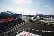 October 10-12 : Russian Grand Prix : Start of the Russian Grand Prix in Sochi