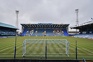 Grenral stadium view Fratton End during the The FA Cup fourth round match between Portsmouth and Queens Park Rangers at Fratton Park, Portsmouth, England on 26 January 2019.