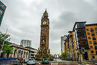 Landmarks and iconic buildings in Belfast