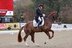 HAGEN a.T.W. - Horses and Dreams meets Japan Sports Edition 2021<br /> <br /> JURADO LOPEZ Severo (ESP), Fendi T<br /> CDI 4* Grand Prix<br /> Qualifikation für Grand Prix Special<br /> Preis des Gestütes Vorwerk<br /> <br /> Hagen a.T.W., Hof Kasselmann<br /> 23. April 2021<br /> © www.sportfotos-lafrentz.de/Stefan Lafrentz