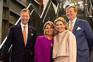 State Visit King Willem-Alexander and Queen Maxima to Luxemburg day 2