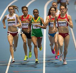 07.03.2014, Ergo Arena, Sopot, POL, IAAF, Leichtathletik Indoor WM, Sopot 2014, Tag 1, im Bild DANUTA URBANIK // DANUTA URBANIK during day one of IAAF World Indoor Championships Sopot 2014 at the Ergo Arena in Sopot, Poland on 2014/03/07. EXPA Pictures © 2014, PhotoCredit: EXPA/ Newspix/ Marek Biczyk<br /> <br /> *****ATTENTION - for AUT, SLO, CRO, SRB, BIH, MAZ, TUR, SUI, SWE only*****