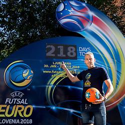 20170626: SLO, Futsal - 2018 days before UEFA Futsal EURO 2018 in Slovenia