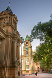 O Memorial do Rio Grande do Sul é um centro cultural de Porto Alegre, instalado em um prédio histórico situado na Praça da Alfândega, no Centro Histórico da cidade. FOTO: Jefferson Bernardes/Preview.com