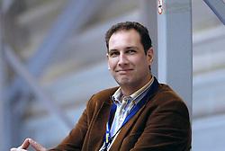 05-03-2006 VOLLEYBAL: FINAL 4 HEREN:  ORION - ORTEC NESSELANDE: ROTTERDAM<br /> In een mooie finale was Nesselande in 3 sets te sterk voor Orion / Ron Zwerver<br /> Copyrights2006-WWW.FOTOHOOGENDOORN.NL