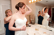 The Andy Bayley - Kate Comerford wedding & reception at the Canebreak Clubhouse  in Hattiesburg, MS on Saturday, March 14, 2015.  © Chet Gordon • Photographer