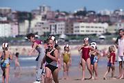 Bondi Beach, Sydney, Australia, (editorial use only, no model release)<br />