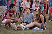 Photos of crowd atmosphere during the Billboard Hot 100 Music Festival at Nikon at Jones Beach Theatre in Wantagh, NY. August 22, 2015. Copyright © 2015. Matthew Eisman. All Rights Reserved