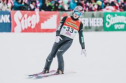 16.02.2020, Kulm, Bad Mitterndorf, AUT, FIS Ski Flug Weltcup, Kulm, Herren, im Bild Junshiro Kobayashi (JPN) // Junshiro Kobayashi of Japan during the men's FIS Ski Flying World Cup at the Kulm in Bad Mitterndorf, Austria on 2020/02/16. EXPA Pictures © 2020, PhotoCredit: EXPA/ JFK