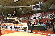 DESCRIZIONE : Campionato 2014/15 Giorgio Tesi Group Pistoia - Acqua Vitasnella Cantù<br /> GIOCATORE : Scenografia tifosi Pistoia<br /> CATEGORIA : Pubblico Spettatori Tifosi Ultras<br /> SQUADRA : Giorgio Tesi Group Pistoia<br /> EVENTO : LegaBasket Serie A Beko 2014/2015<br /> GARA : Giorgio Tesi Group Pistoia - Acqua Vitasnella Cantù<br /> DATA : 30/03/2015<br /> SPORT : Pallacanestro <br /> AUTORE : Agenzia Ciamillo-Castoria/S.D'Errico<br /> Galleria : LegaBasket Serie A Beko 2014/2015<br /> Fotonotizia : Campionato 2014/15 Giorgio Tesi Group Pistoia - Acqua Vitasnella Cantù<br /> Predefinita :