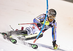 22.12.2016, Canalone Miramonti Rennstrecke, Madonna di Campiglio, ITA, FIS Ski Weltcup, Madonna di Campiglio, Slalom, Herren, 1. Lauf, im Bild Dominik Stehle (GER) // Dominik Stehle of Germany in action during 1st run of men's Slalom of FIS ski alpine world cup at the Canalone Miramonti race course in Madonna di Campiglio, Italy on 2016/12/22. EXPA Pictures © 2016, PhotoCredit: EXPA/ Johann Groder