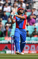 Cricket - 2019 ICC Cricket World Cup warm-ups - England vs. Afghanistan <br /> <br /> Hazratullah Zazai skies the ball and is caught by Moeen Ali off the bowling of Jofra Archer for 11, at The Oval.<br /> <br /> COLORSPORT/ASHLEY WESTERN
