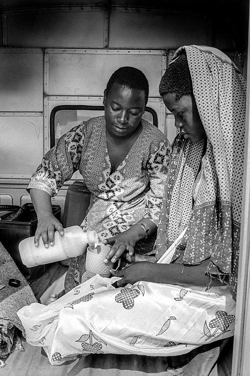 Aids Safari, Uganda