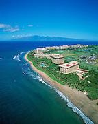 Hyatt, Kaanapali, Maui, Hawaii, USA<br />