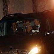 ITA/Bracchiano/20061118 - Huwelijk Tom Cruise en Katie Holmes, aankomst Brooke Shields