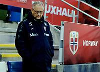 Fotball , 26. mars 2017 ,  VM-kvalifisering<br /> Nord-Irland - Norge<br /> Lars Lagerbäck , Norge<br /> Lars Lagerback<br /> <br /> <br /> World qual.<br /> Northern Ireland - Norway