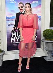 "LA Premiere of Netflix's ""Murder Mystery"". 10 Jun 2019 Pictured: Emma Fuhrmann. Photo credit: AXELLE/BAUER-GRIFFIN / MEGA TheMegaAgency.com +1 888 505 6342"