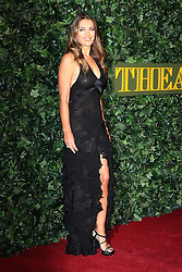© Licensed to London News Pictures. 13/11/2016. London, UK, Elizabeth Hurley, Evening Standard Theatre Awards, Photo credit: Richard Goldschmidt/LNP
