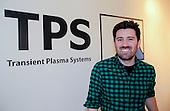 Dan Singleton of  Transient Plasma Systems, Inc.