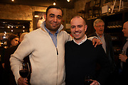 02/04/2019 Repro free:  <br /> Mohamed and David English from Ipswich at Harvest in the Mick Lally Theatre , an opportunity to share ideas for innovation and growth and discuss how to cultivate the city as a destination for innovation, hosted by GTC  and Sponsored by AIB and The Sunday Business Post .<br /> <br /> A keynote address Start Up to Multinational - Positioning & Marketing Software for an International Audience from Joe Smyth, VP of R&D at Genesysat Genesys and a Panel Discussion on International Growth Through Innovation and Positioning<br /> Mary Rodgers- Innovation Community Managerat the Portershed (moderator)<br /> Kathryn Harnett- Senior Consultantat Milltown Partners LLP, Giovanni Tummarello, Founder and CPOat Siren,  Mark Quick, Founding Director 9th Impact and Founding Director, Nephin Whiskey, Nicola Barrett, Senior Marketing Managerat Connacht Rugby<br />  Photo: Andrew Downes, Xposure