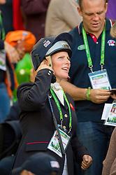 Zara Philips, (GBR), - Jumping Eventing - Alltech FEI World Equestrian Gamesª 2014 - Normandy, France.<br /> © Hippo Foto Team - Jon Stroud<br /> 31-08-14