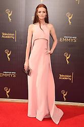 Lydia Hearst bei der Ankunft zur Verleihung der Creative Arts Emmy Awards in Los Angeles / 110916 <br /> <br /> *** Arrivals at the Creative Arts Emmy Awards in Los Angeles, September 11, 2016 ***