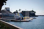 Youth Docks in the Dana Point Harbor