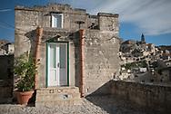 A house in the Sasso Caveoso