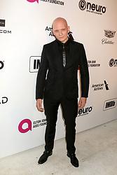 February 24, 2019 - West Hollywood, CA, USA - LOS ANGELES - FEB 24:  Anthony Carrigan at the Elton John Oscar Viewing Party on the West Hollywood Park on February 24, 2019 in West Hollywood, CA (Credit Image: © Kay Blake/ZUMA Wire)