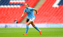 Caroline Weir of Manchester City Women- Mandatory by-line: Nizaam Jones/JMP - 29/08/2020 - FOOTBALL - Wembley Stadium - London, England - Chelsea v Manchester City - FA Women's Community Shield