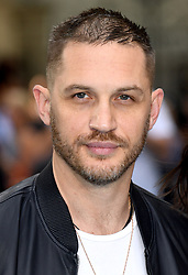 Tom Hardy attending the Swimming with Men premiere held at Curzon Mayfair, London. Photo credit should read: Doug Peters/EMPICS