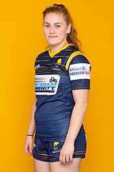 Charlotte Wright Hayley of Worcester Warriors Women - Mandatory by-line: Robbie Stephenson/JMP - 27/10/2020 - RUGBY - Sixways Stadium - Worcester, England - Worcester Warriors Women Headshots