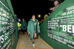 November 3, 2018 - Galway, Ireland - Denis Buckley of Connacht during the Guinness PRO14 match between Connacht Rugby and Dragons at the Sportsground in Galway, Ireland on November 3, 2018  (Credit Image: © Andrew Surma/NurPhoto via ZUMA Press)