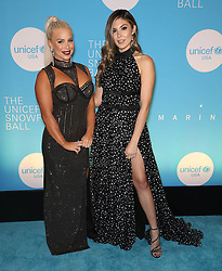 Dana Brooke and Cathy Kelley at the UNICEF USA's 14th Annual Snowflake Ball in New York City.