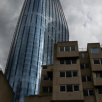 The Boomerang luxury flats, Southwark;<br />