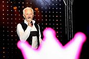 Auftritt von Ross Antony anlässlich der «Schlagertage Sedrun 2017». Sedrun, 09. September 2017.